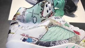 Confira todos os detalhes do novo Air Jordan 5 - WINGS -