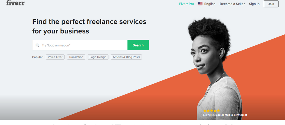FIVERR Freelance Service