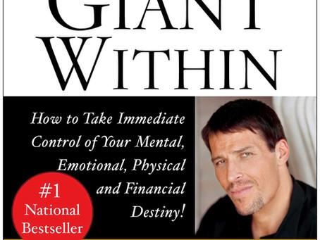 Awaken the Giant Within: Take Immediate Control