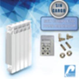 Radiador 5 elementos Carbe Ingeniería.jp
