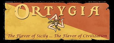 Ortygia Restaurant Logo