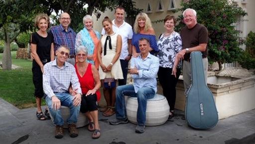 Chef Gaetano's Tour Group