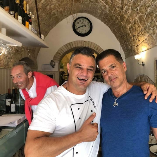 Good Friends in Puglia