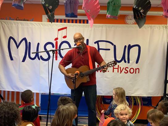 Musical Fun at Daycare!