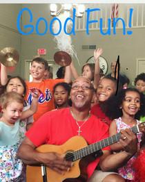 Good Fun is the Best Fun!