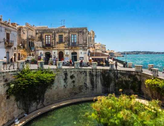 Southern Sicily is so lovely