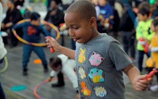 Jump Rope Focus and Games