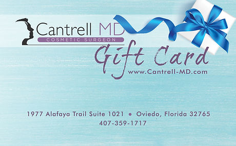 Cantrell MD e-Gift Card
