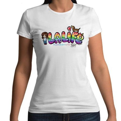 T-shirt La Life Nuovo Modello