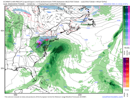 Nor'Easter For This Weekend
