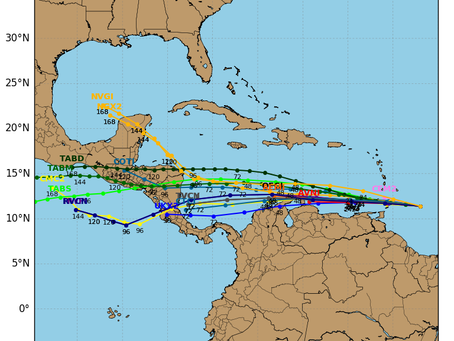Tropical Storm Don Has Formed, But Where is it Headed?
