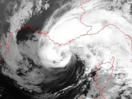 Global Warming Post: Medicanes (Hurricanes in the Mediterranean Sea)