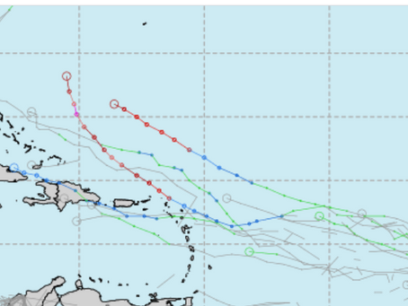 A few Euro ensemble members showing signs of life in the tropics in around 10 days:
