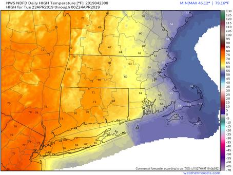 Finally, Nice Weather For Long Island
