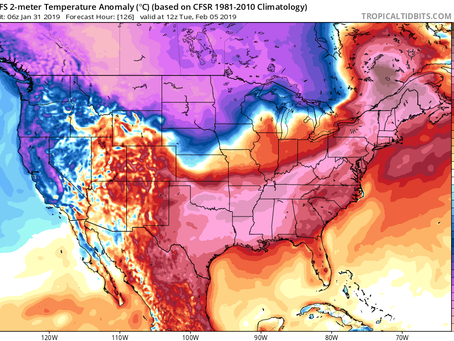 Frigid Today, but a Warming Trend is Coming for Long Island and New England