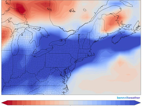 Late October Storm Possible and Signals for a Very Snowy February for Long Island