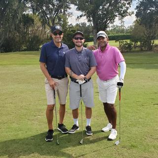 FICPA SF Golf 2020 Team Cutchens Taylor.