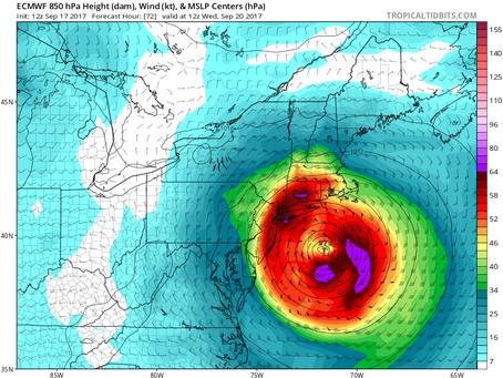 Hurricane Jose and Hurricane Maria Could Both Impact Long Island