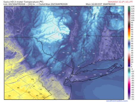 Big Change in Temperatures Coming for Long Island