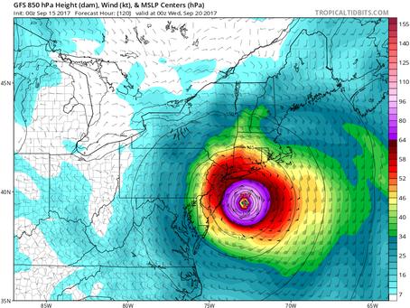 Eastern Long Island Threat Increasing From Hurricane Jose
