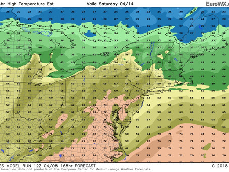 Late Week Warmth For Long Island, But Could There Be More Snow?