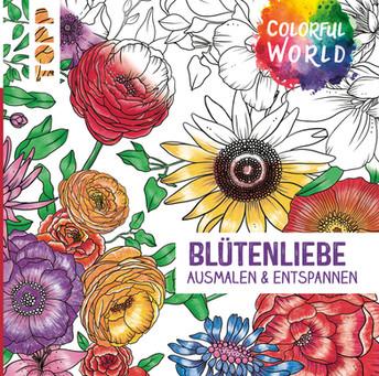 Blütenliebe - Buchillustration