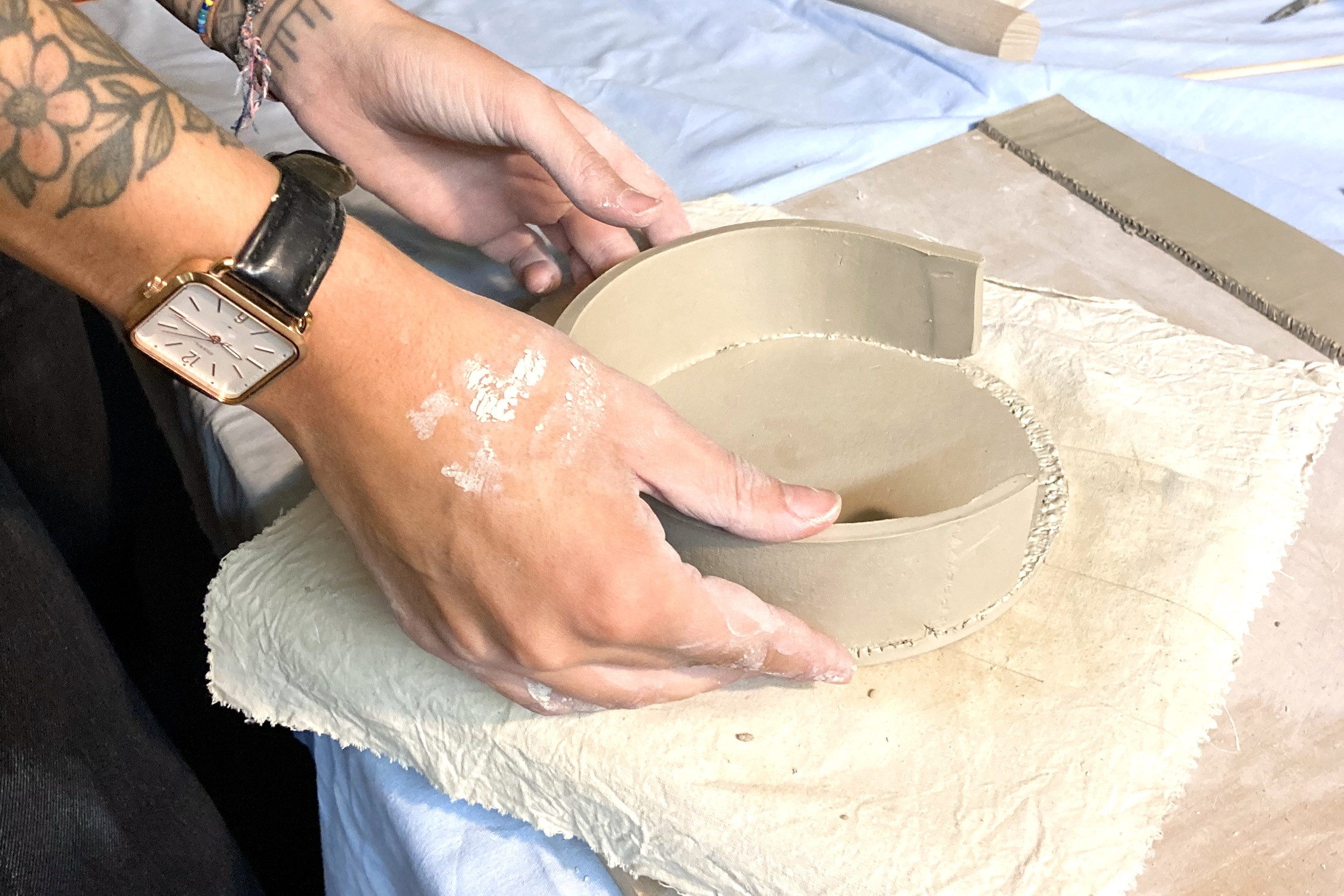 Handbuilding Workshop