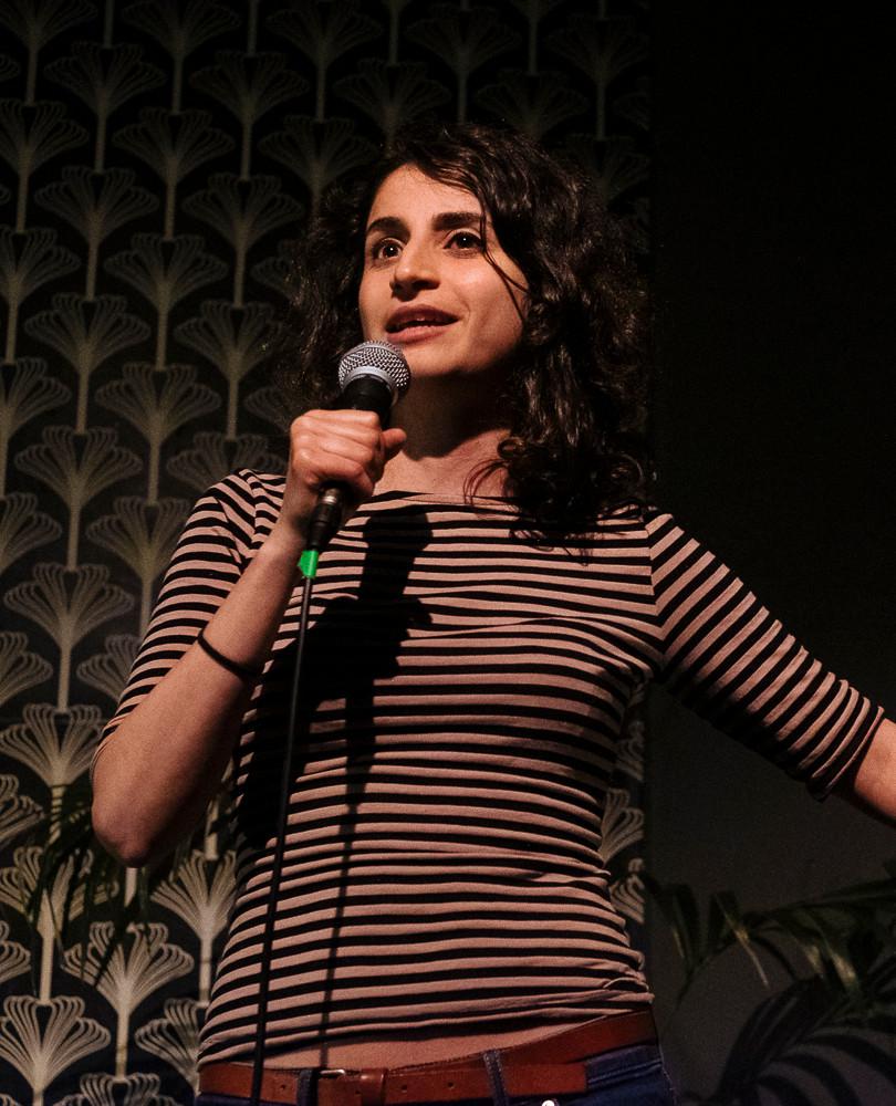 Carmen Chraim @ Santeria Comedy Club_low