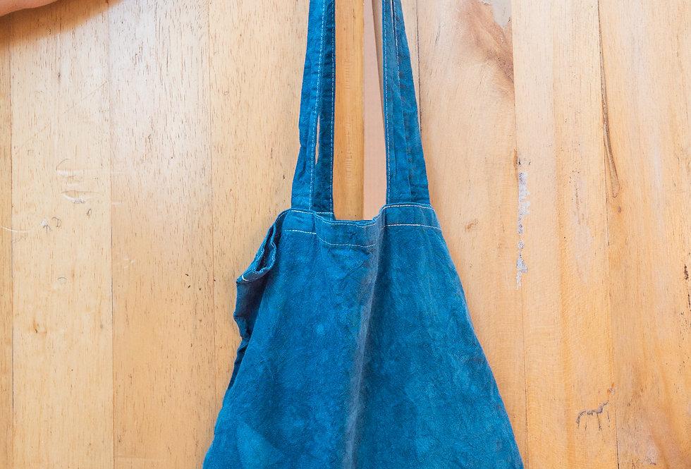 Solid Dye Tote Bag