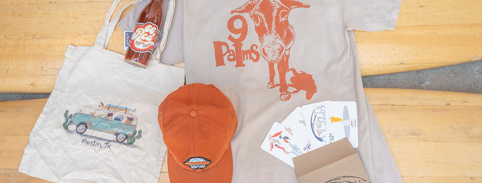 Nine Palms Gift Bundle