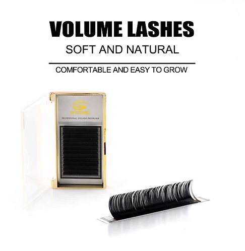SP Eyelashes Volume Easy Bloom