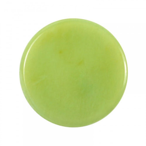 Round Jade Stone 5cm Diameter