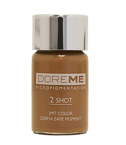 DOREME PIGMENT 2 SHOT Cosmetic Tattoo & Microblading