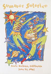 2001 A Space Oddity