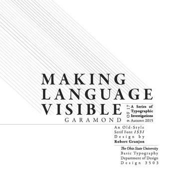 Making Language Visible Composition