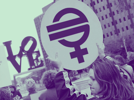 National Organization for Women Signage