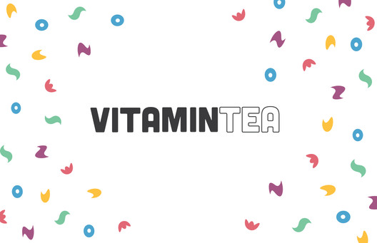 VitaminTea Branding