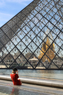 The Louvre Photography