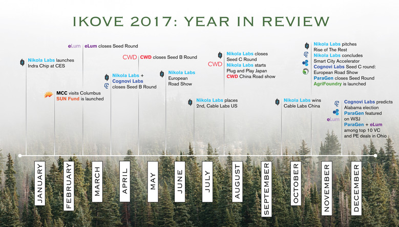 Ikove Capital 2017 Year In Review
