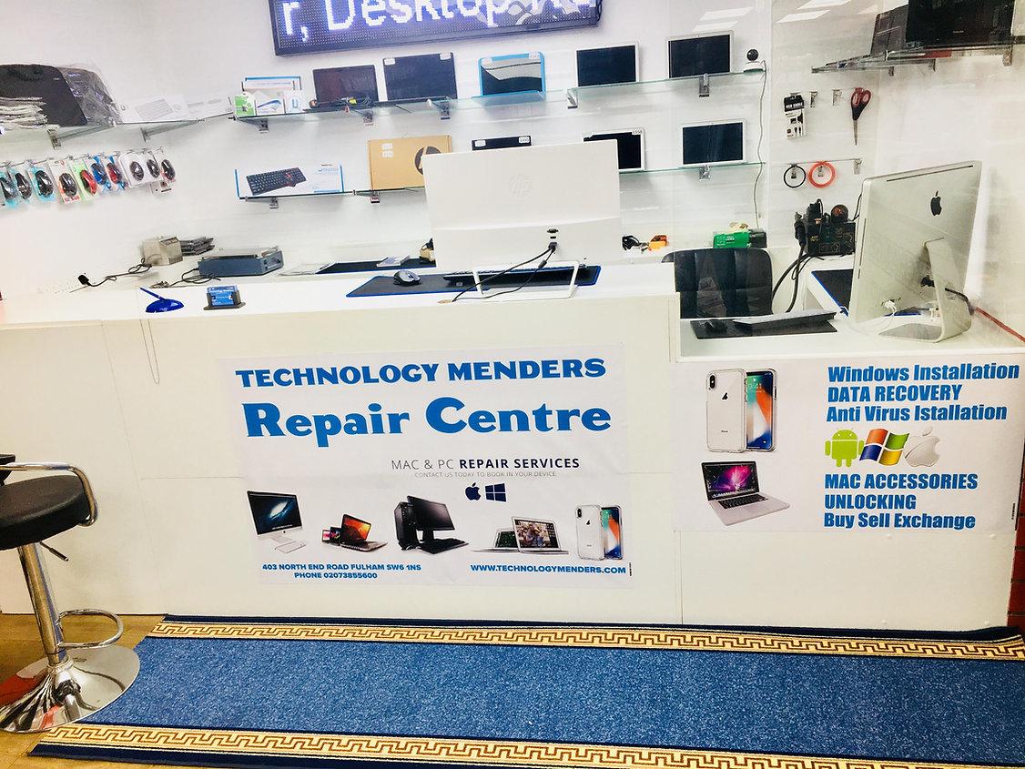 Techology Menders