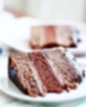 🍰 Dark Chocolate Hazelnut Cake 🍰 ._._.