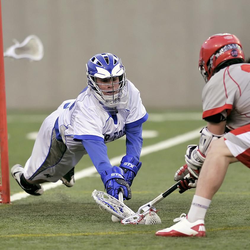 Lacrosse Combine comes to Warwick