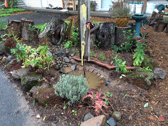 Further Enhancements of the Water Feature