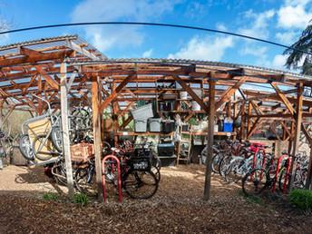 Bike Parking Shed
