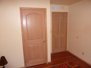 NW Bedrrom Closet and Door
