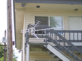 Broadcast TV Antenna with 42 Free Channels