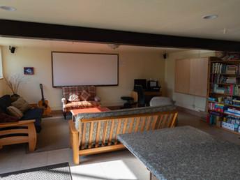 Community Room Meeting Area