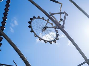 Rainwater Kinetic Sculpture Wheel