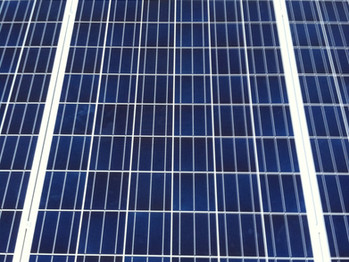 SolarWorld panel