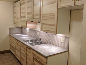 South Side Kitchen Cabinets from Hall